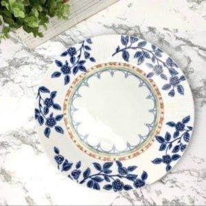 Anthropologie Northern Blossom Platter